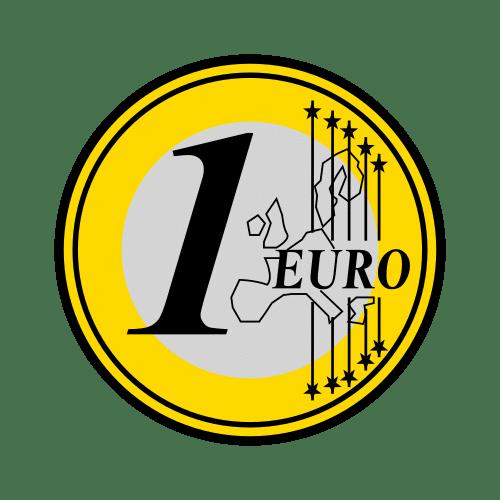 1 euro, euro