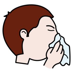 izduvati nos