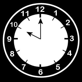 10 'O Clock
