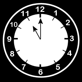 11 'O Clock