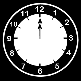 12 'O Clock
