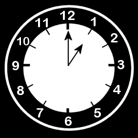 1 'O Clock