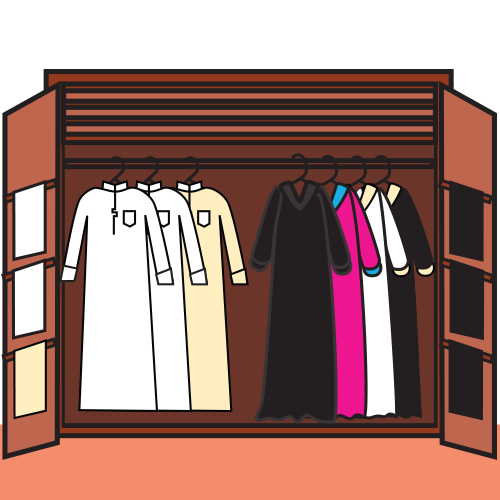 Wardrobe In Tawasol Global Symbols